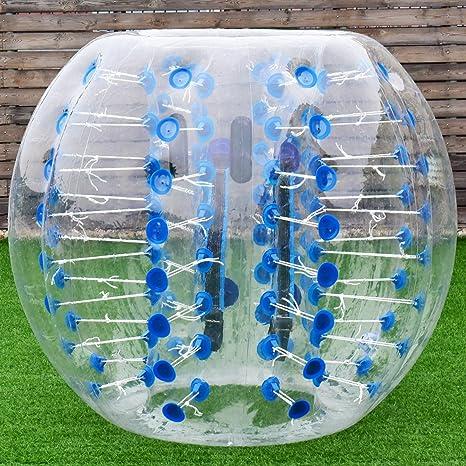 costzon burbuja balón de fútbol, diámetro 5 (1,5 m) humanos ...