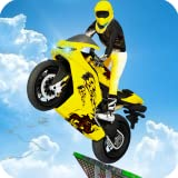 Bike Stunts Extreme 3D - impossible games