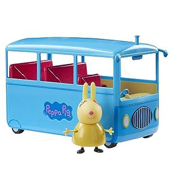 Pig Autobús De Escolar Peppa 06518 JlFK1c