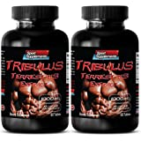 Testosterone for men sex long and strong - TRIBULUS TERRESTRIS EXTRACT 1000MG - MUSCLE STRENGTH -