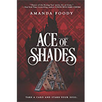 Ace of Shades (The Shadow Game Series Book 1) book cover