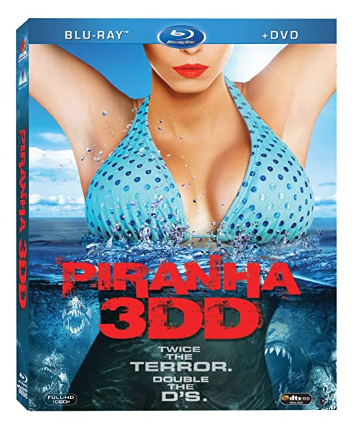 Piranha 2012 BluRay 720p 700MB Dual Audio ( Hindi – English ) ESubs MKV