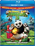 Kung Fu Panda 3 [Blu Ray + DVD + Digital ](Bilingual) [Blu-ray]