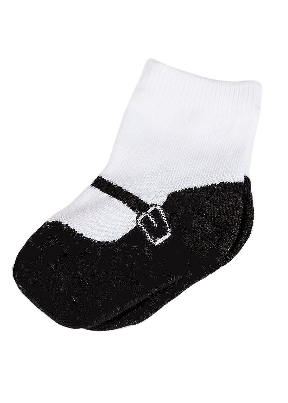 Amazon.com: skeanie bebé Mary-Jane calcetines: Clothing