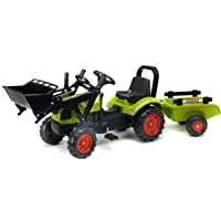 Falk Claas 2040AM Pedal Tractor Juguete de Montar - Juguetes de Montar (1620 mm, 420 mm, 530 mm, 8 kg, 800 mm, 500 mm)