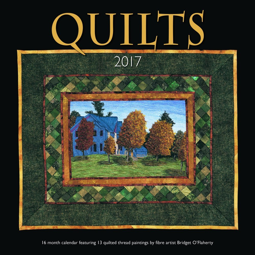 Quilts 2017 Square Wyman (Multilingual Edition) (Multilingual) Calendar BrownTrout Publishers 1770988440