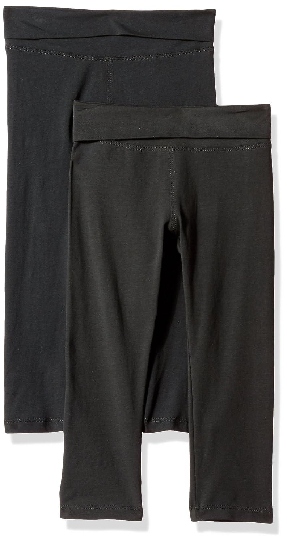 Clementine Apparel Girls 2 Pack Yoga Pants for Girls MG-3762-2PK
