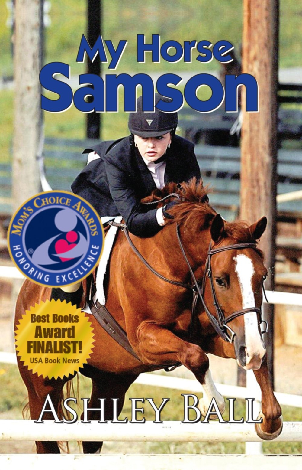 My Horse Samson (Mom's Choice Award Recipient) pdf epub