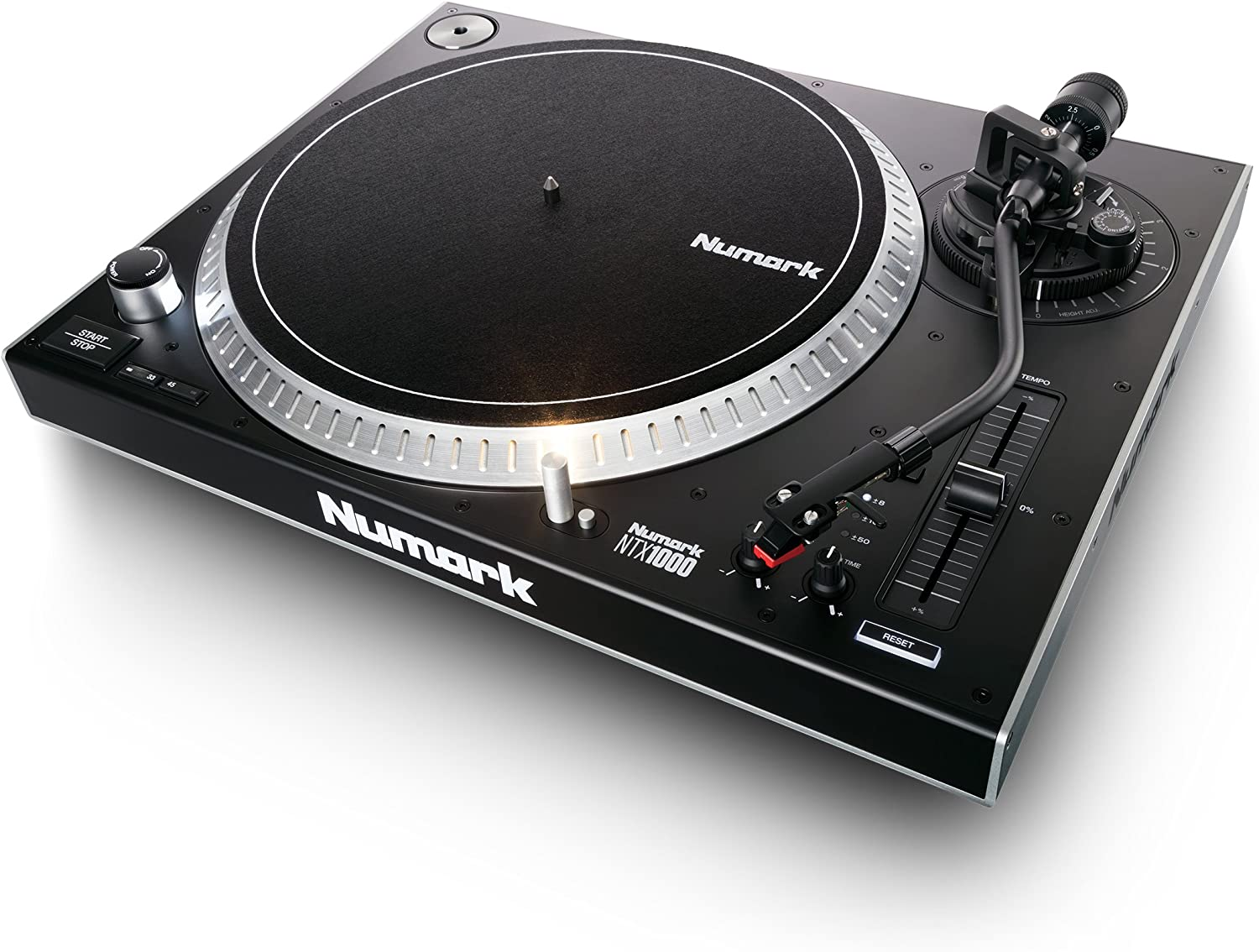 Numark NTX1000 | Professional High-Torque Direct-Drive DJ Turntable