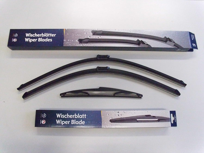 Original Opel Wischersatz Scheibenwischer Vorne Hinten Auto