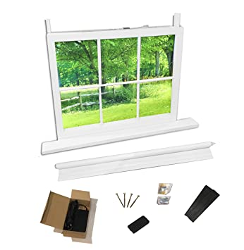 Chase Virtual Window   For Rooms That Have No Real Window. Great For  Basements.