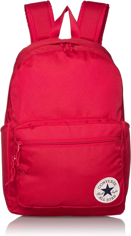 Converse Backpack, Enamel Red, OSFA