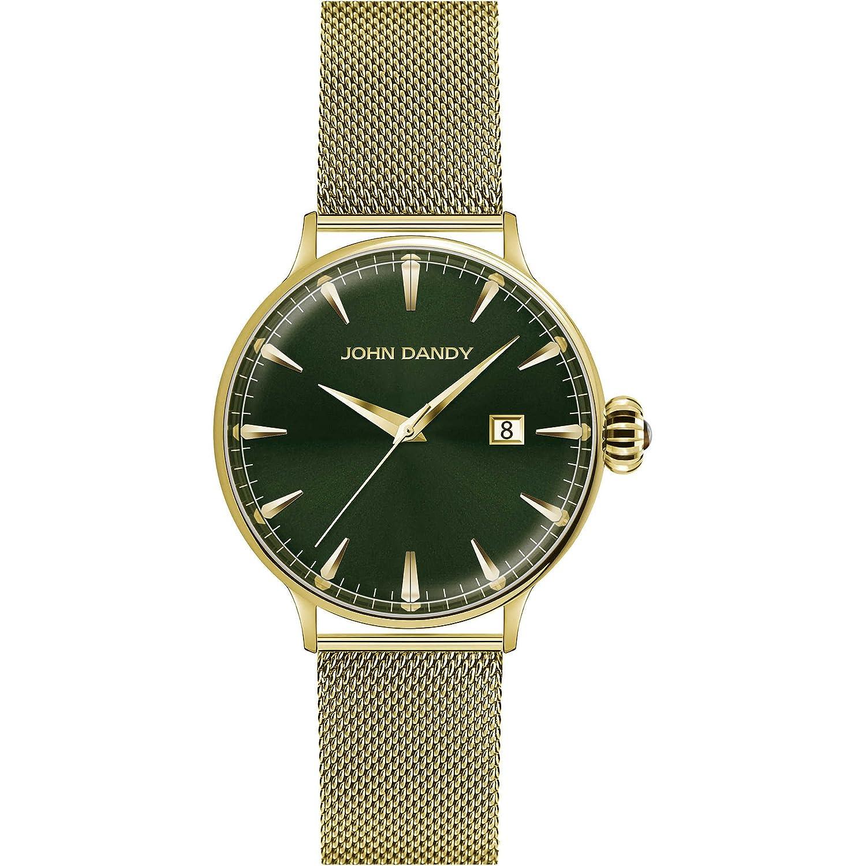 Uhr nur Zeit Damen John Dandy Casual Cod. jd-2609l-08 M