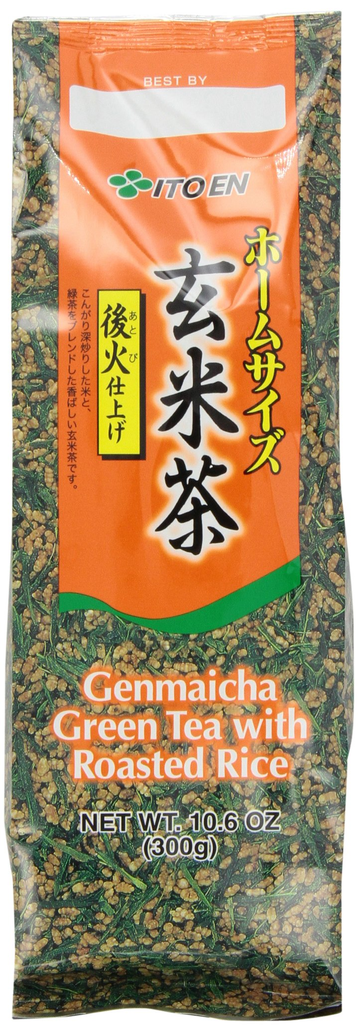 Ito-En Tea, Genmai-Cha, 10.6-Ounce Packages (Pack of 4) by Ito En