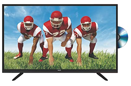 Amazoncom Rca Rtdvd4019 40 Inch 1080p Tv With Built In Dvd Player
