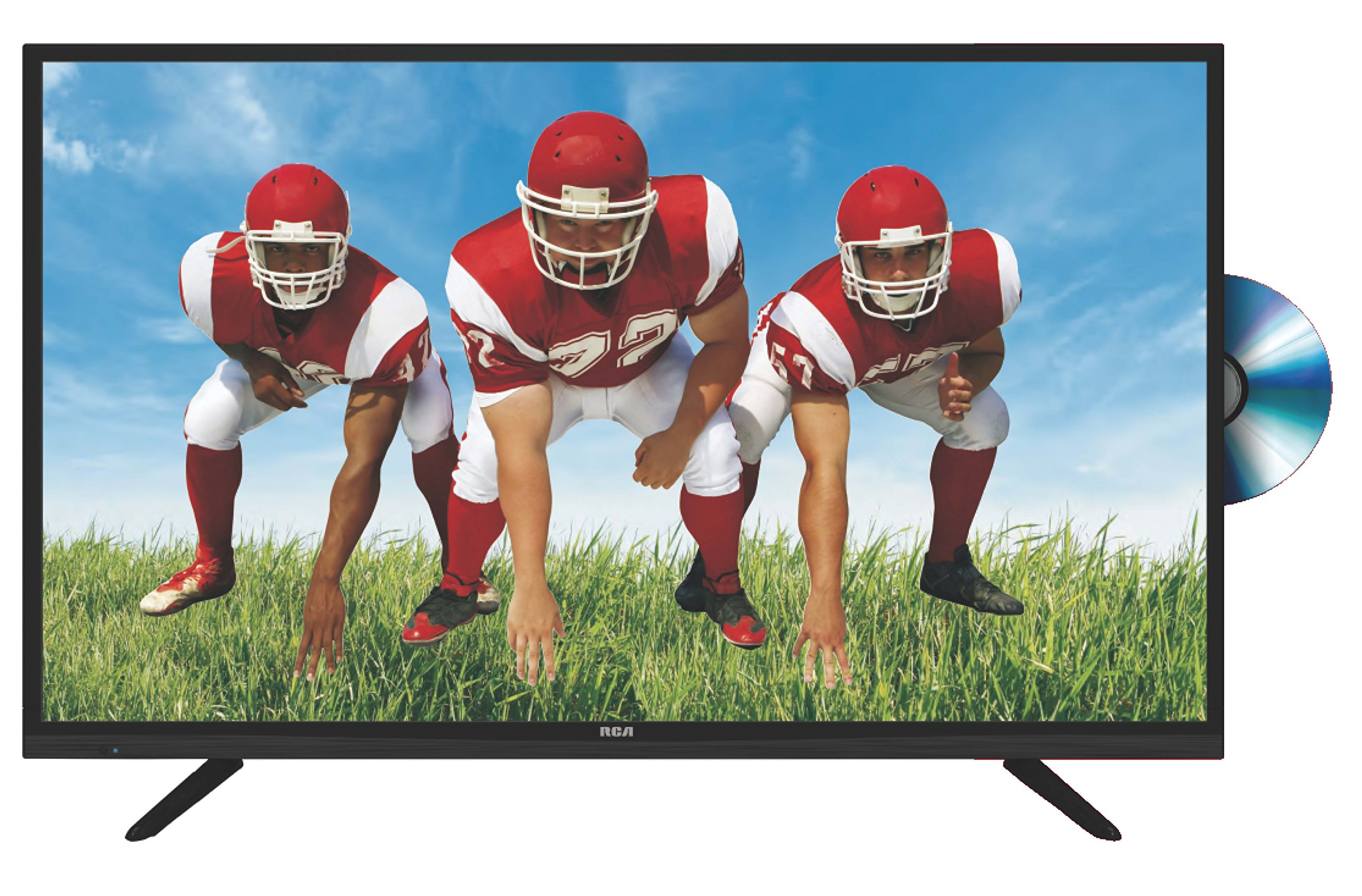169a284d1455 RCA RLDEDV4001 40-Inch 1080p Full HD LED TV with Built-in DVD Player