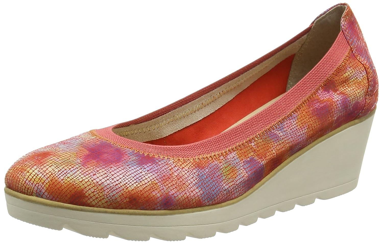TALLA 36 EU. Marco Tozzi Premio 22427, Zapatos de Cuña Mujer