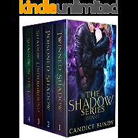 The Shadow Series: Books 1 - 3: A Romantic Urban Fantasy Murder Mystery Box Set