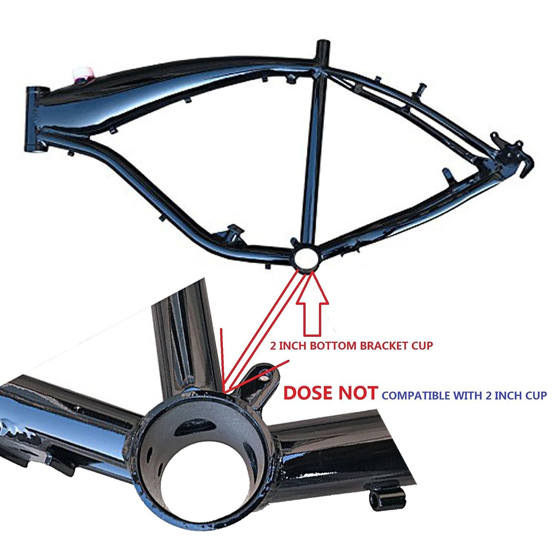 Conversion Kit Bottom Bracket For Bicycle Frame Motorized Bicycles