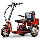 E-Wheels - EW-04 - Mini Scooter - 3-Wheel - Red