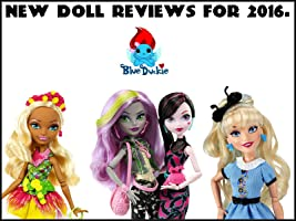 Ever After High, Monster High & Disney Descendants New Doll Reviews for 2016.