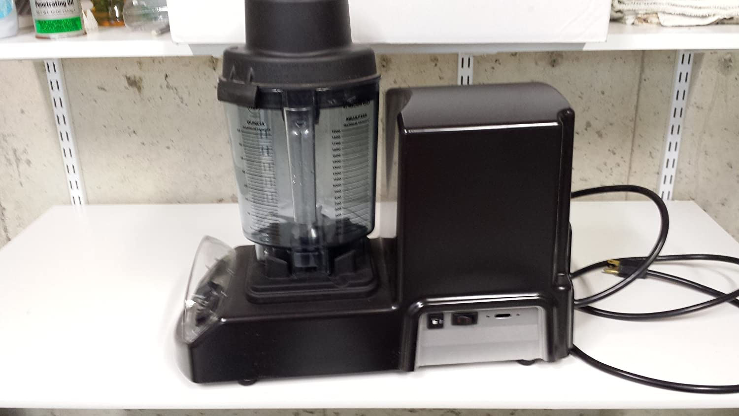 Vitamix Xl Commercial Blender with Two 64 Oz. Containers