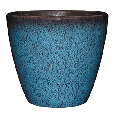 Classic Home and Garden 807-375R Vogue Planter, 8 , Indigo