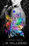 Art of Sin (Illusions Duet Book 1)