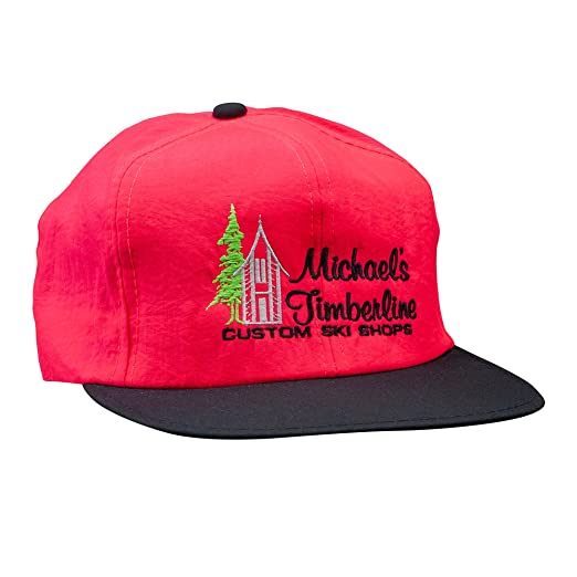 Amazon.com  Michaels Timberline Custom Ski Shop Snapback Neon Melon ... 8f24e539e86