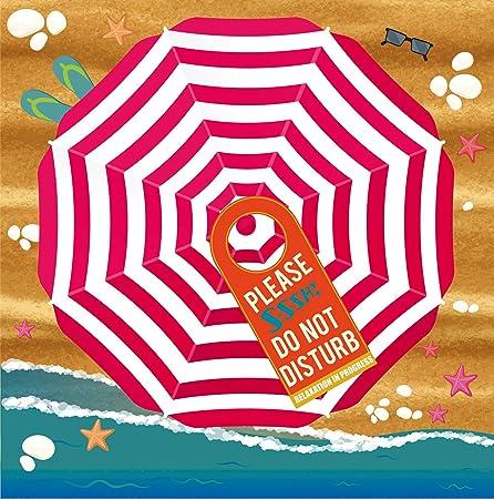 Jumbo Size Beach Towel Blanket Umbrella Amazon Co Uk Kitchen Home