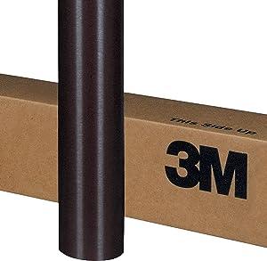 3M 1080 M211 MATTE CHARCOAL METALLIC 5ft x 1ft (5 Sq/ft) Car Wrap Vinyl Film