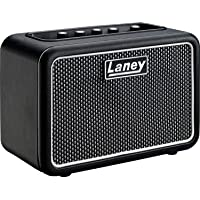 Laney MINI-STB - Bluetooth Battery Powered Guitar Amp with Smartphone Interface - 6W - Supergroup edition