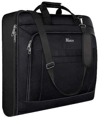 Amazon.com: Mancro - Bolsa de transporte para ropa, bolsas ...