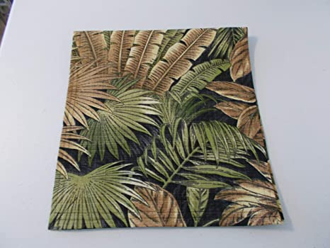 Wondrous Chair Head Cover Recliner Pad Headrest Furniture Protector Canvas Palm Tree Black Upholstery14X30 Sofas Loveseats Theater Seating Chaises Gmtry Best Dining Table And Chair Ideas Images Gmtryco