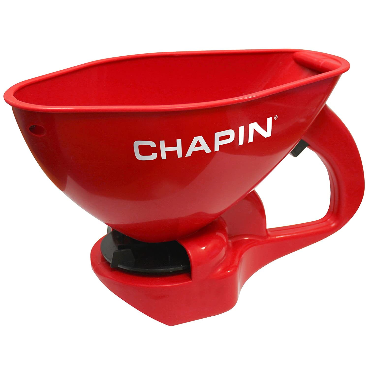 Chapin 84150A 1.5-Liter All Season Poly Hand Crank Spreader For Seeds, Fertilizer, Salt and Ice Melt Chapin International