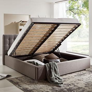Bett 180×200 Bettkasten