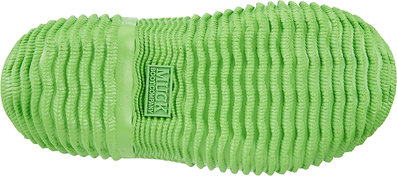 Muck Boot Kids Hale Boot Neon Green
