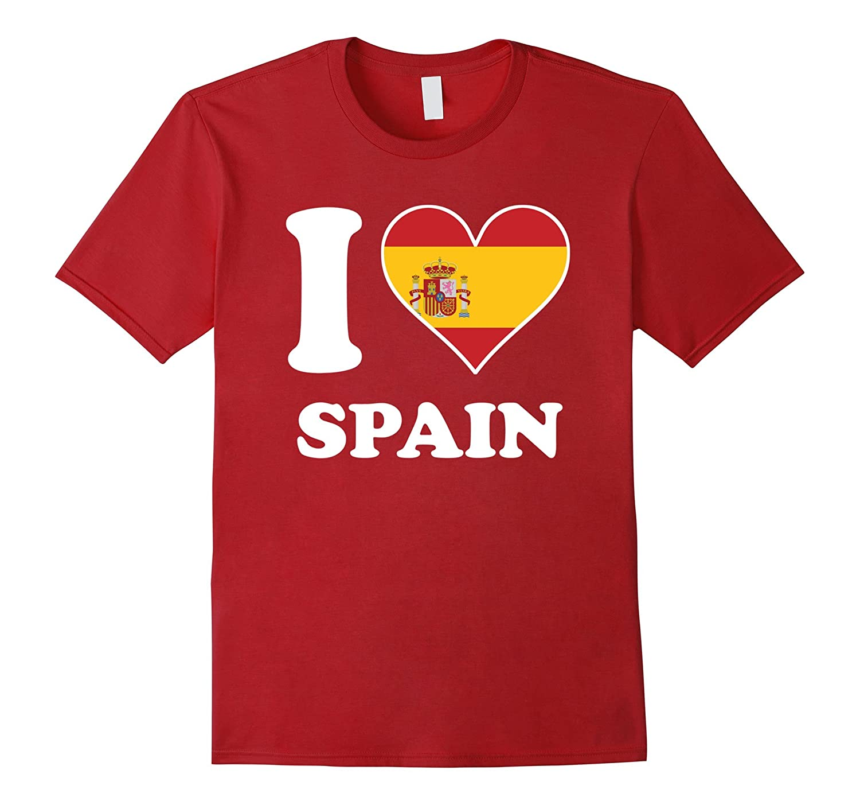We love spain in spanish