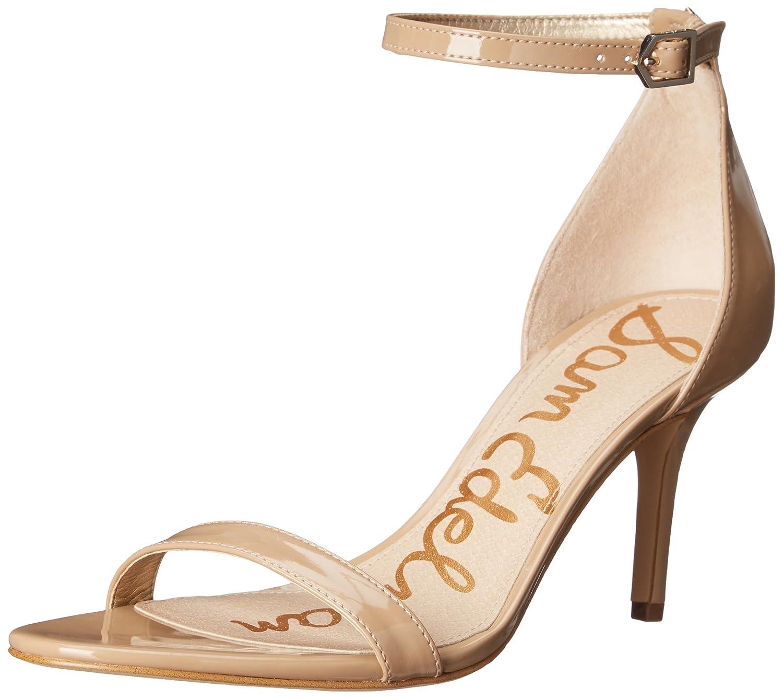 Classic Nude Patent Sam Edelman Women's Patti Fashion Sandals