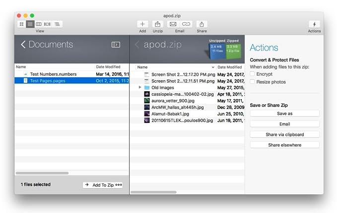 Amazon com: WinZip 6 Mac Edition [Download] [Old Version