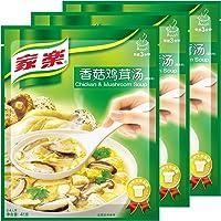 家乐香菇鸡茸汤 新包装41g*3