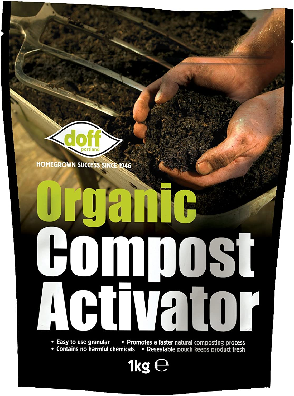 Doff 1 kg Orgánica Activador de Compost: Amazon.es: Jardín