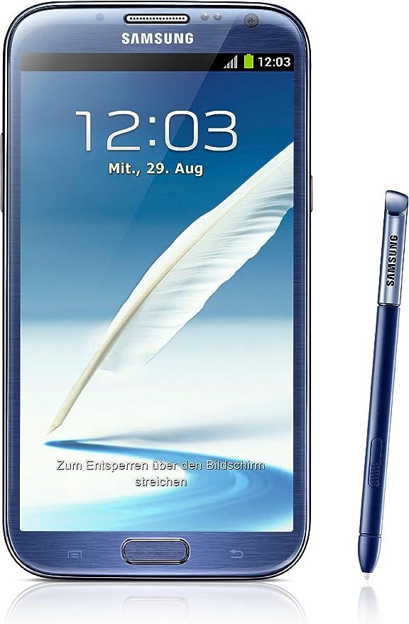 Samsung Galaxy Note II (N7100): Samsung: Amazon.es: Electrónica