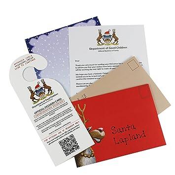 Carta a Papá Noel Kit
