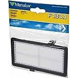 Menalux F133.1 1 Cassette Micro Filtre pour Aspirateur Traîneau sans Sac Compatible pour Tornado Sherpa