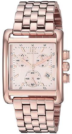 ea95824087c Amazon.com  Michael Kors Women s MK3774 Rose Gold One Size  Watches