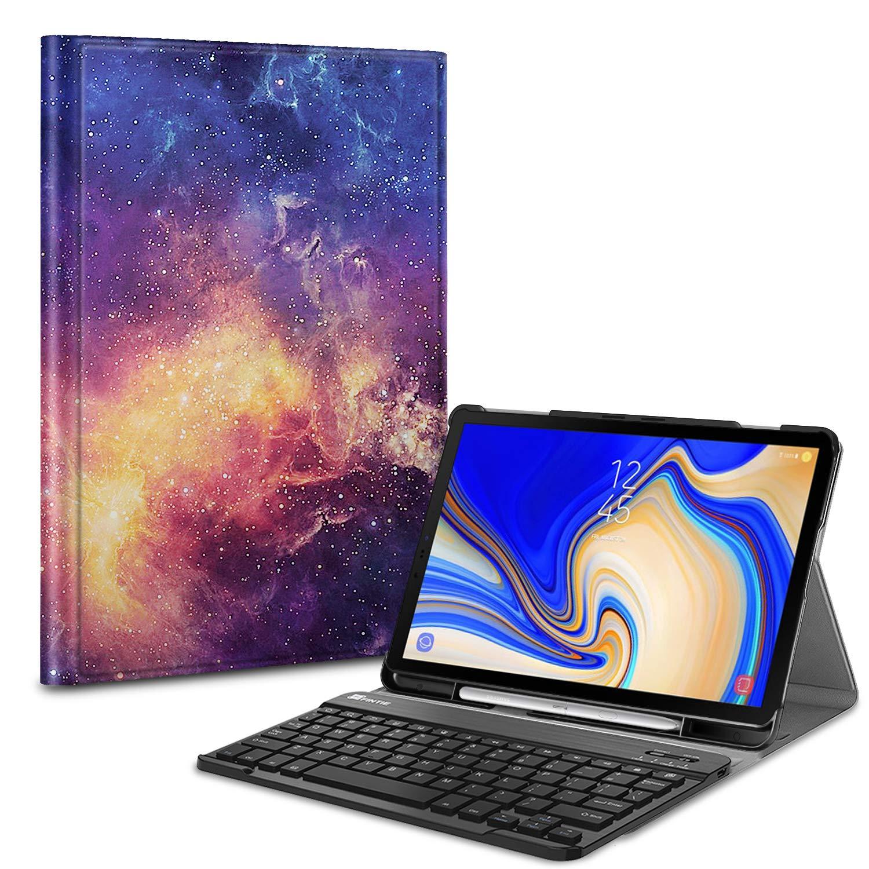 Funda + Teclado Galaxy Tab S4 10.5 FINTIE [7GWD438R]