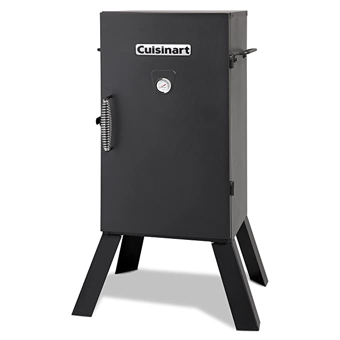 Cuisinart COS-330 Electric Smoker – Best Overall Electric Smoker
