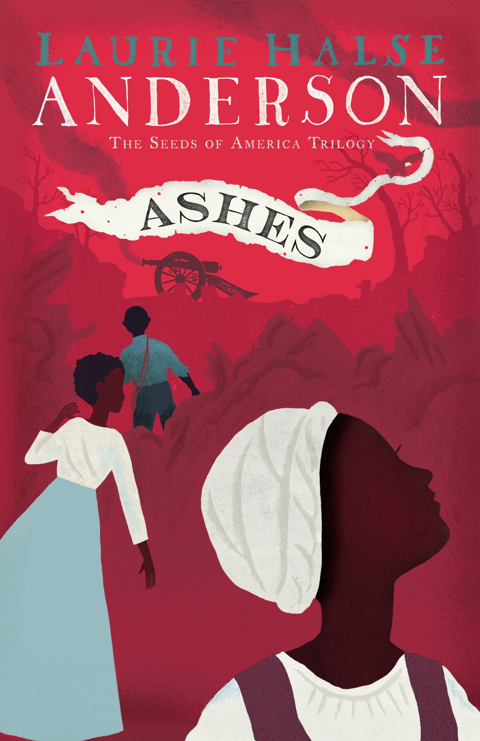 Ashes (Seeds of America): Laurie Halse Anderson: 9781432850357: Amazon.com:  Books