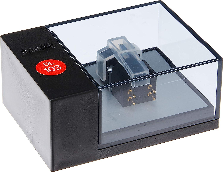 1. Denon DL-103R Moving Coil Cartridge